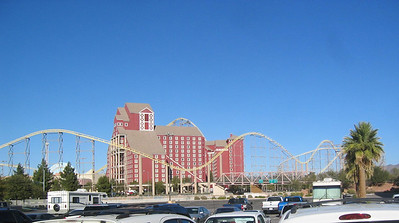 Buffalo Bills Hotel And Casino, Desperado roller,  Turbo Drop, The Vault,  Adventure Canyon Log Flume Rider, lodging hotel casino image